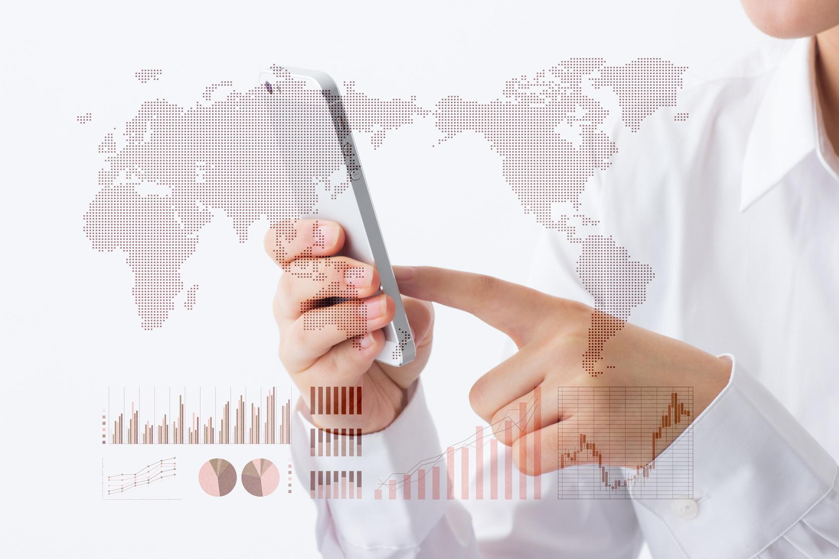 モバイル空間統計システム