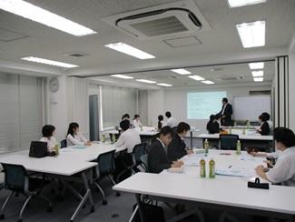 2018年インターンシップ東京1